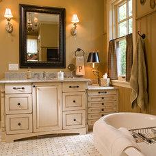 Traditional Bathroom by Bob Michels Construction, Inc.
