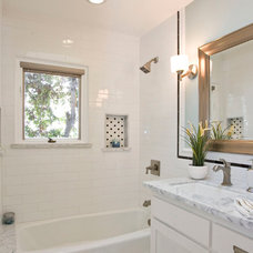 Traditional Bathroom by Pacific Management LLC