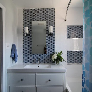 North Park Hill Bathroom Remodel