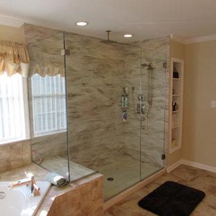 North Potomac Master Bathroom