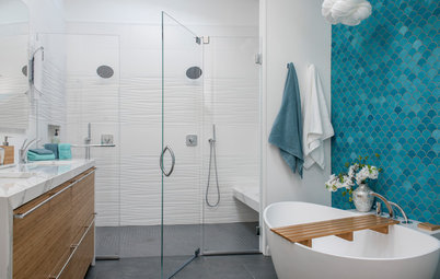 Designers Share 5 Stellar Looks for Showers