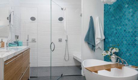 Designers Share 5 Stellar Looks for Showers