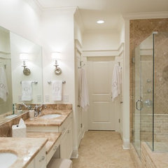 traditional bathroom by Blue Sky Building Company