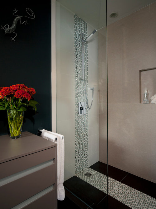 Vertical Accent Tile Houzz