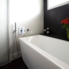 Contemporary Bathroom by TQ Construction Ltd