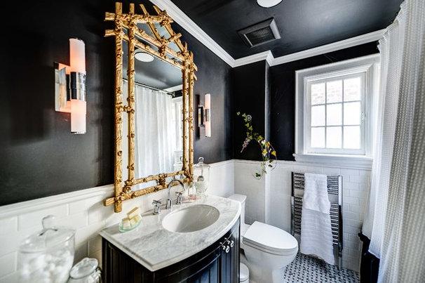 Traditional Bathroom by Bravehart Design Build