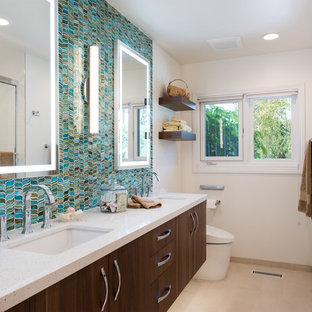 North Tustin Bathroom Remodel - Hall Bath