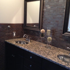 modern bathroom by Lowe's of Easton, PA