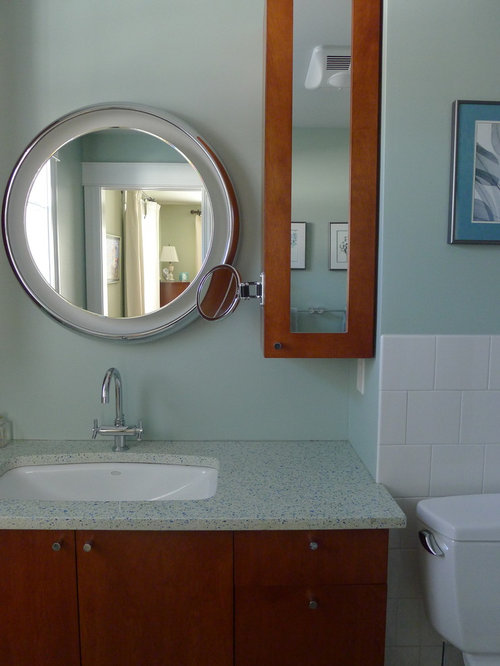 Turquoise Martha Stewart Vanity Bath Design Ideas Pictures Remodel Decor