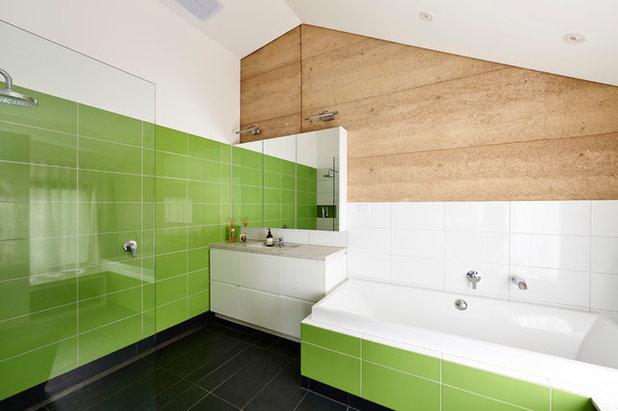 Contemporary Bathroom by Steffen Welsch Architects
