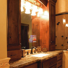 Traditional Bathroom by Malan Homes