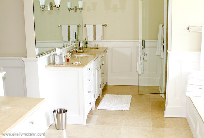 Bathroom by Murphy Brothers Contracting