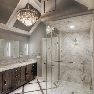 Northport - Master Bathroom - Award Winning Remodel