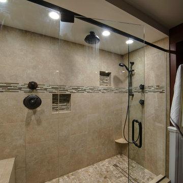 Northville Custom Bathroom