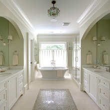 Expanded Master Bathrooms