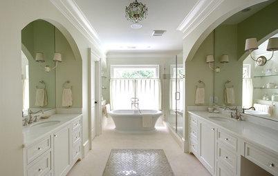 Designer's Touch: The Master Bathroom