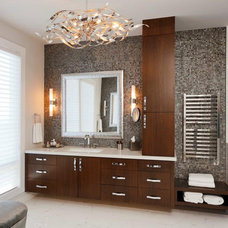 Contemporary Bathroom by Contract Furnishings Mart