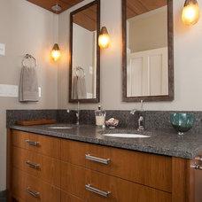 Contemporary Bathroom by Scott Neste | Minor Details Interior Design