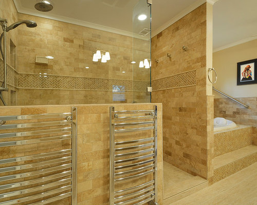 Heated Towel Rack Ideas Pictures Remodel And Decor