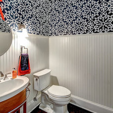 Traditional Bathroom by The Ramage Company