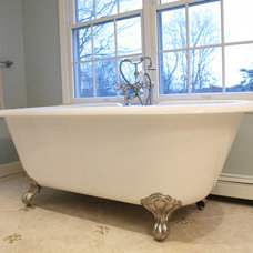 Traditional Bathroom by Thorson Restoration & Construction