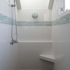 traditional bathroom by David Neiman Architects