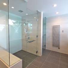 Contemporary Bathroom by Alloy Homes Incorporated