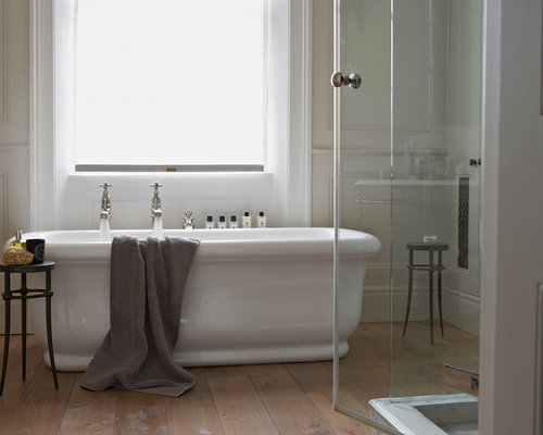 Delightful Bathroom   Traditional Bathroom Idea In London