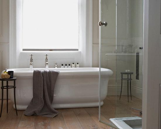 Traditional Bathrooms Houzz