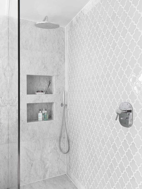 Moroccan Tile Wall Houzz