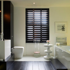 contemporary bathroom by Kelly Hoppen Interiors