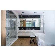 Contemporary Bathroom by REPUBLIKA ARCHITEKTURY