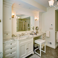 Traditional Bathroom by J Kennedy Design