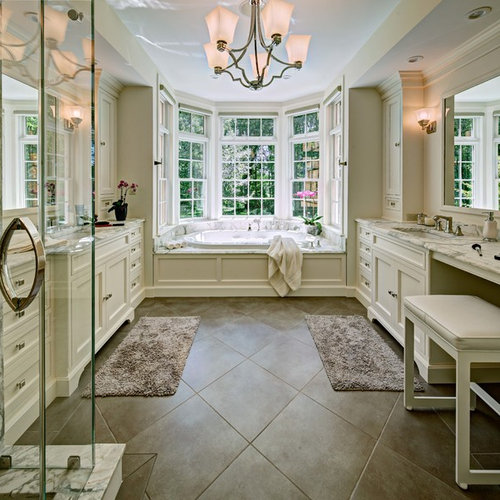 His and hers bathroom houzz for His hers bathroom decor