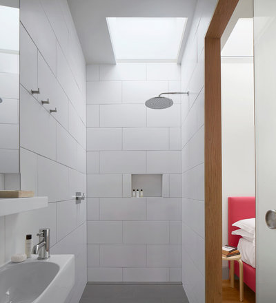 Contemporary Bathroom by MATT architecture LLP