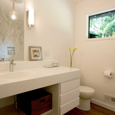 Contemporary Bathroom by Vanillawood