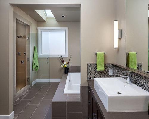 salle de bain purestone grigio 12x24 polished and 12x24. Black Bedroom Furniture Sets. Home Design Ideas