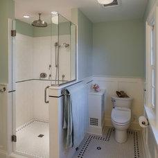 Craftsman Bathroom by Craftsman Design and Renovation
