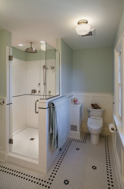 Craftsman Bathroom by Craftsman Design and Renovation