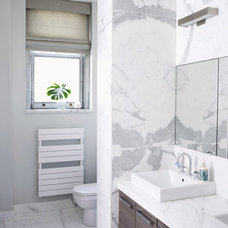 Modern Bathroom by Chelsea Atelier Architect, PC