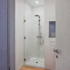 Contemporary Bathroom by Space Kit