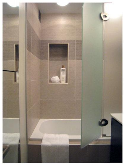 Contemporary Bathroom by Space Harmony