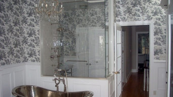 NYC Townhouse Master Bath Suite