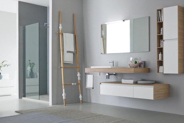 Modern Badezimmer By Ambient