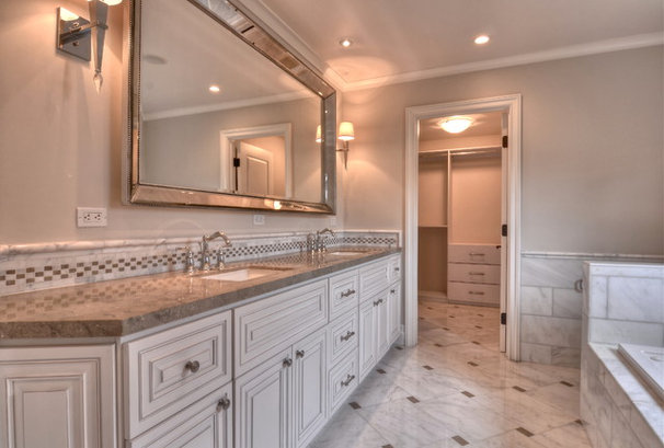 Traditional Bathroom by O'Neil Cabinets (Direct Importer & Distributor)