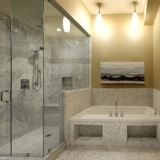 Traditional Bathroom by Solcorp Developments