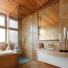 Contemporary Bathroom by Roman Leonidov