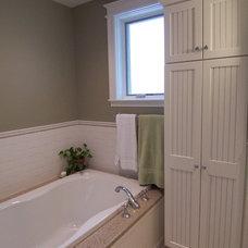 Traditional Bathroom by Thomas Patrick Walls Company