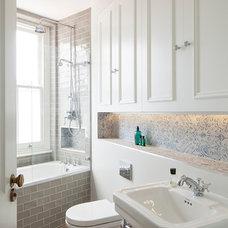 Traditional Bathroom by Ardesia Design
