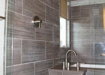 Big block Shower wall tile